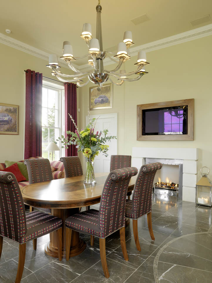 Remote control gas fires add warmth without the hassle