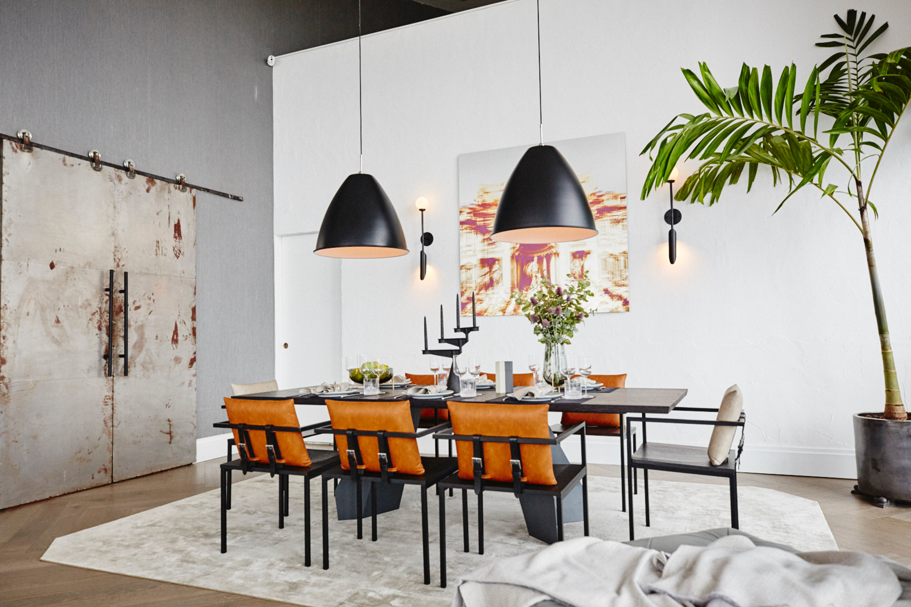 Penthouse By Maison Arabella_Dining
