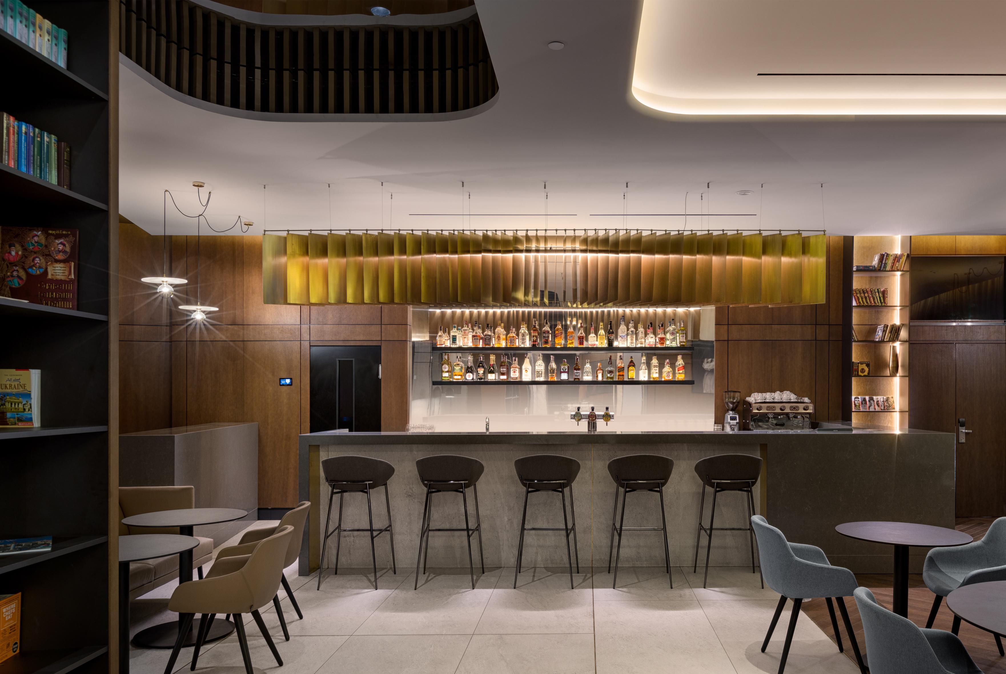 Radisson Blu Kiev Bar