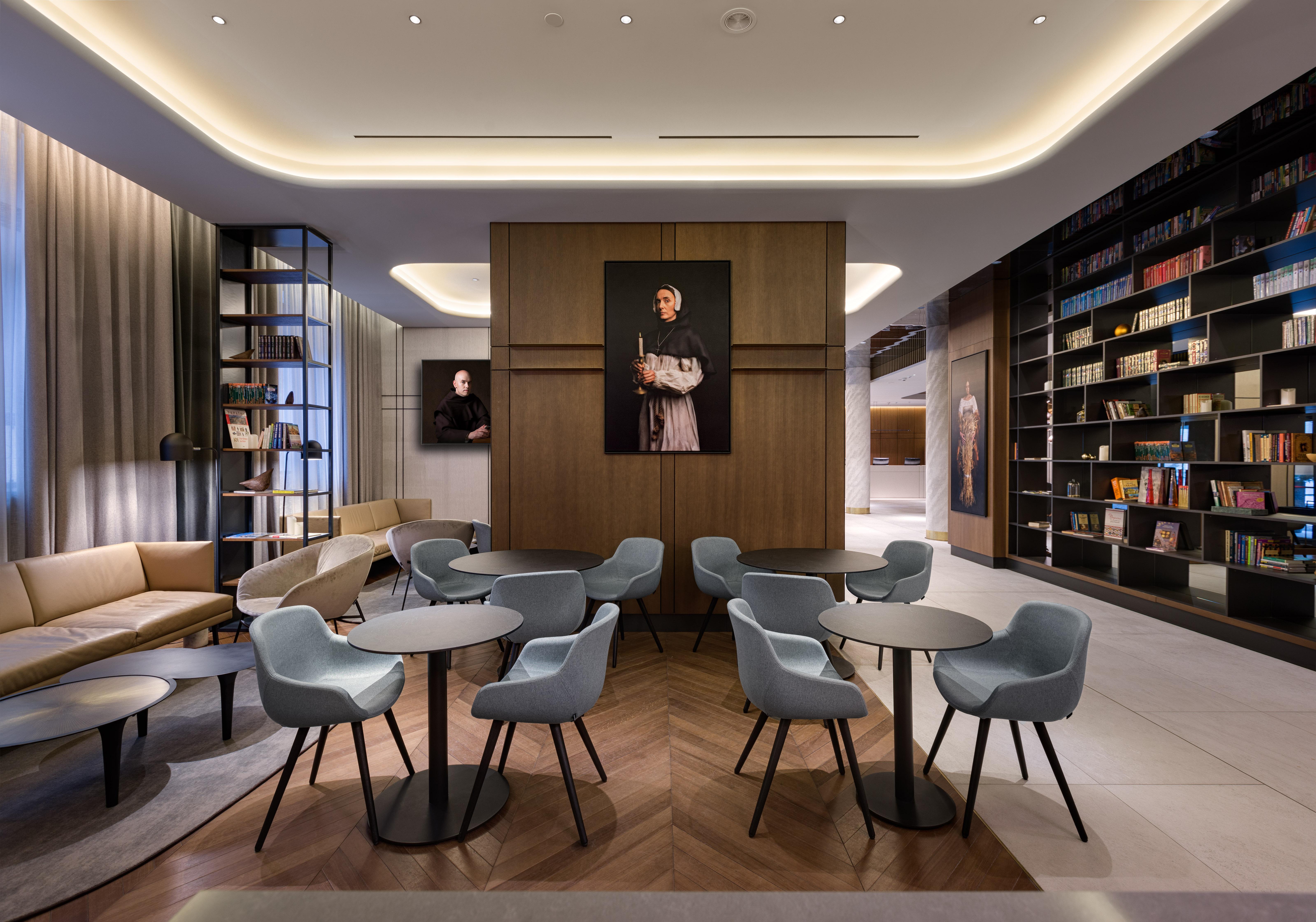 Radisson Blu Kiev Lobby Bar