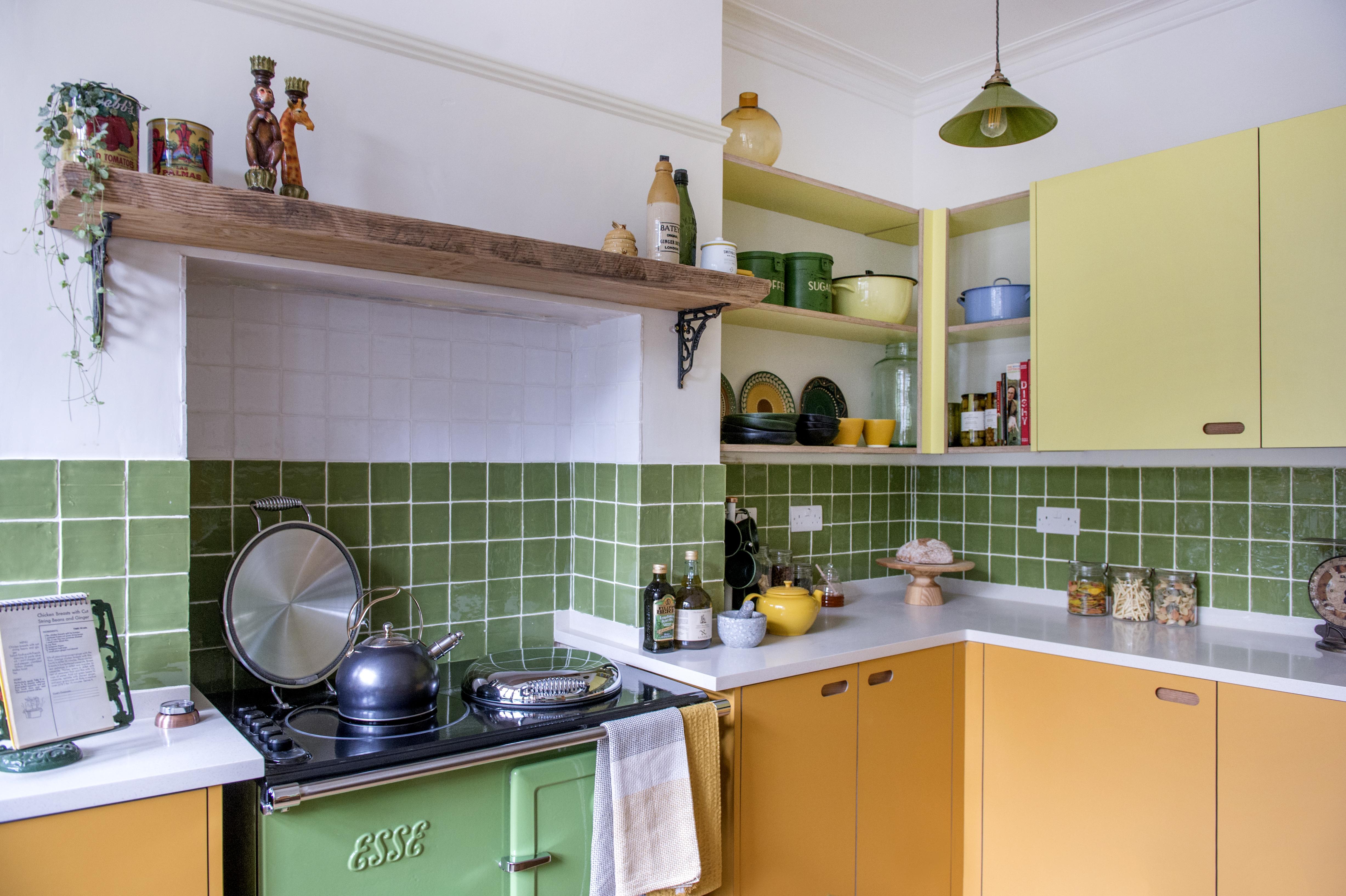 Addiscombe Kitchen in Tristone Rainy Sky