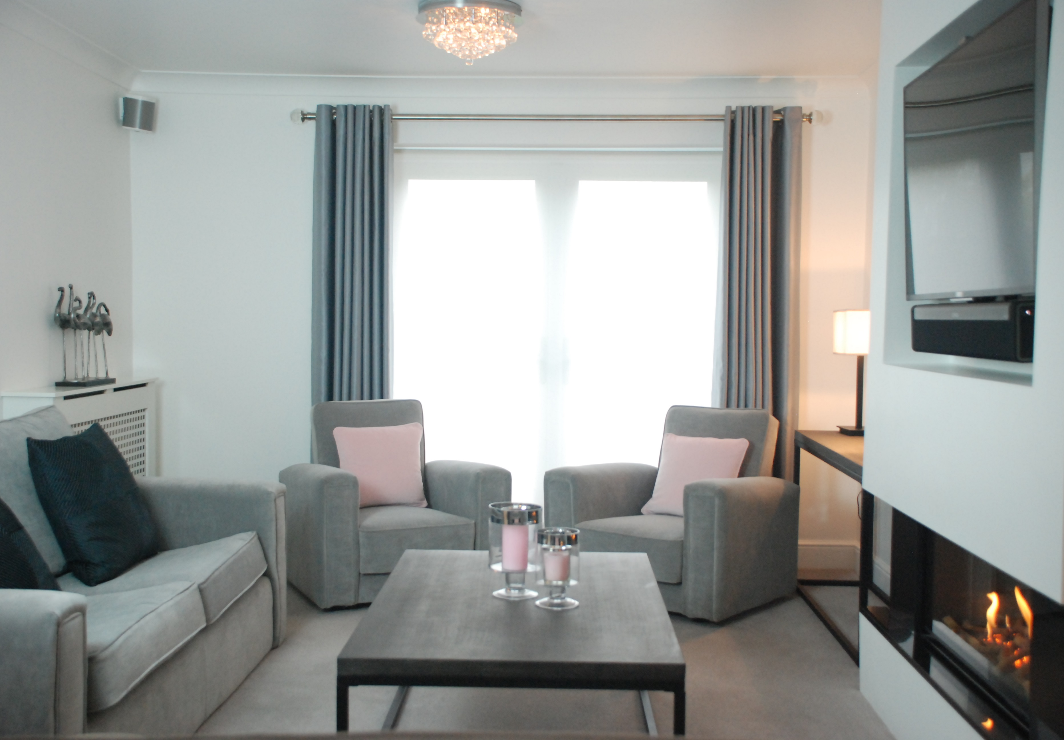 . Modern Lounge   British Institute of Interior Design