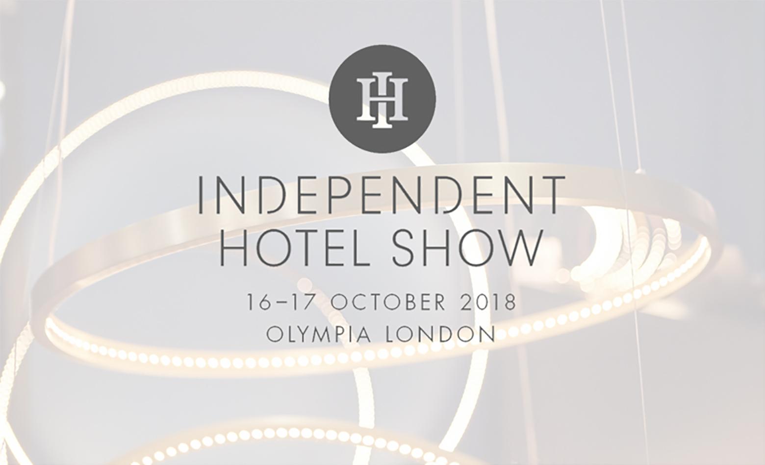 Independent Hotel Show 2018 | British Institute of Interior Design