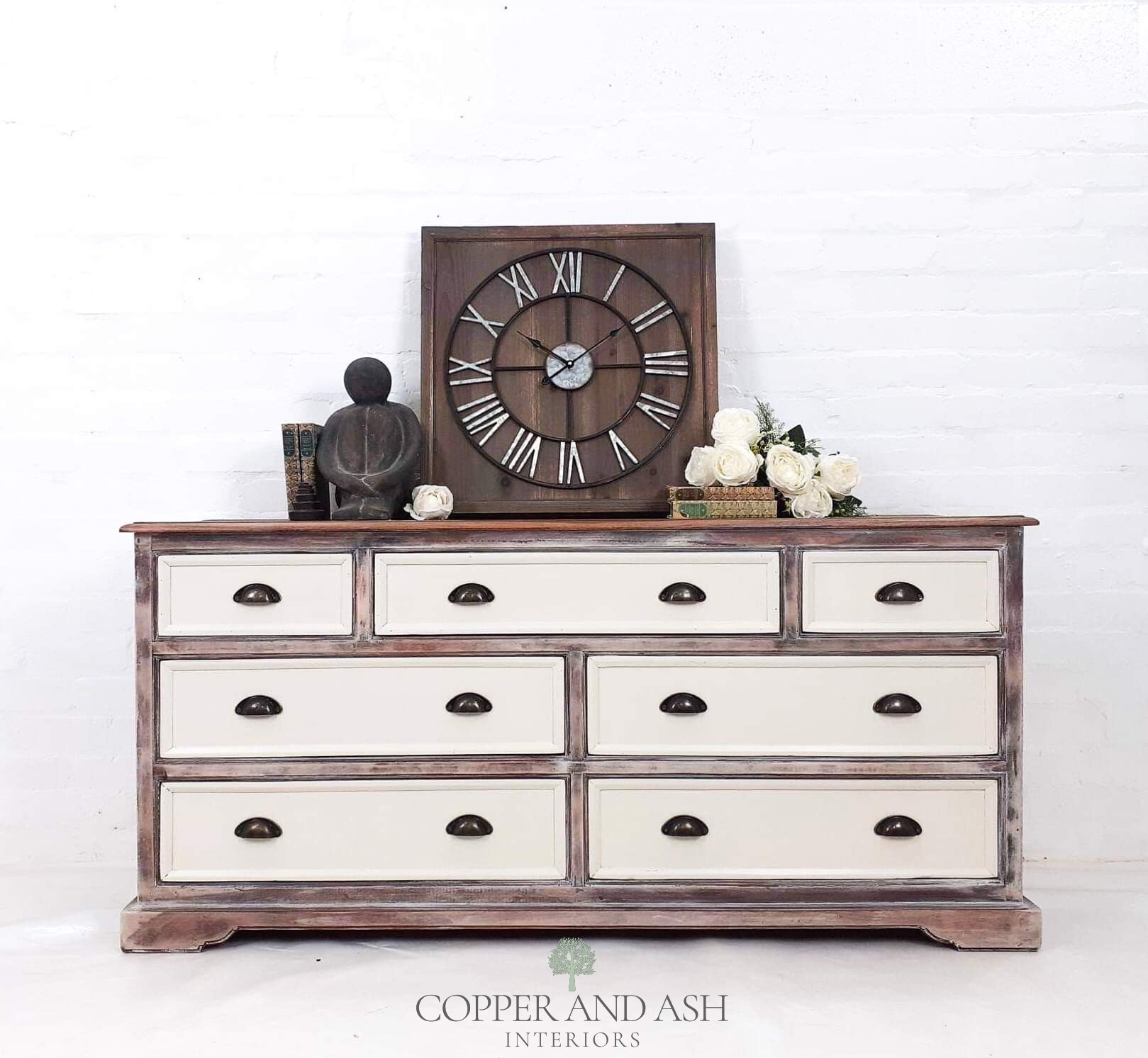 The House of Upcycling: Copper & Ash Upcycled Merchant's Chest