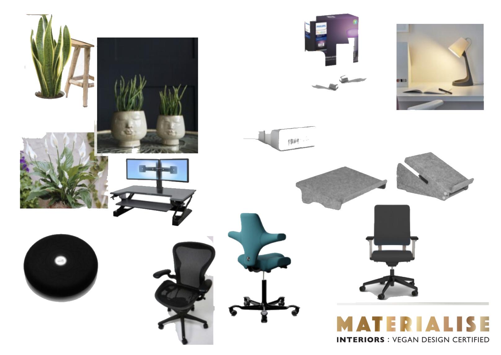 WELL Building Standard interior designer, online interior design, interior designer Brighton
