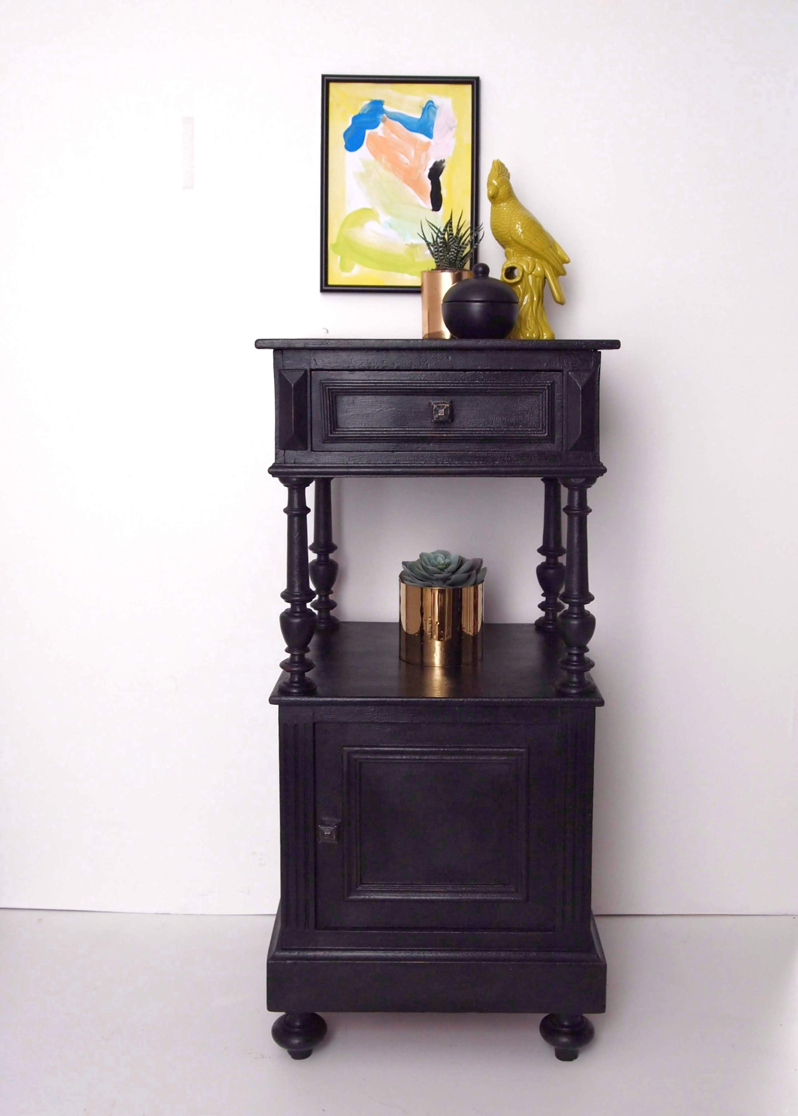 The House of Upcycling: Webb & Gray Pair of Refurbished Vintage Side Cabinets