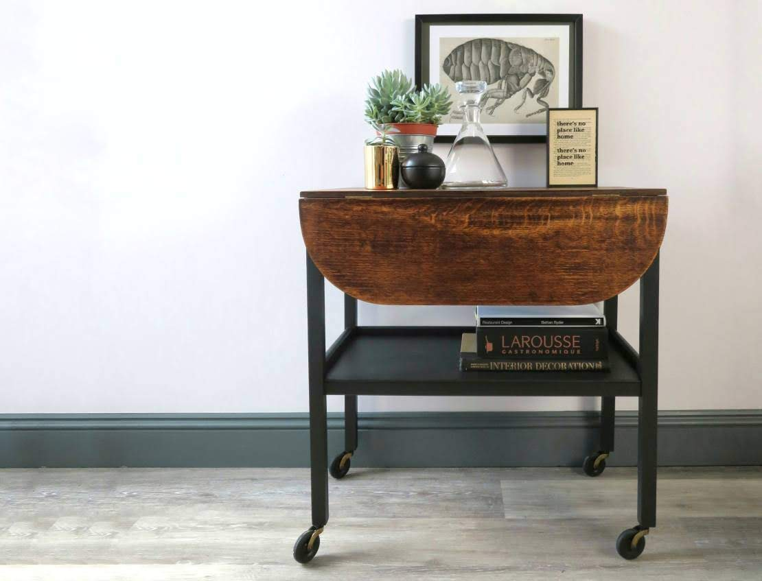 The House of Upcycling: Webb & Gray Renovated and Painted Vintage Trolley