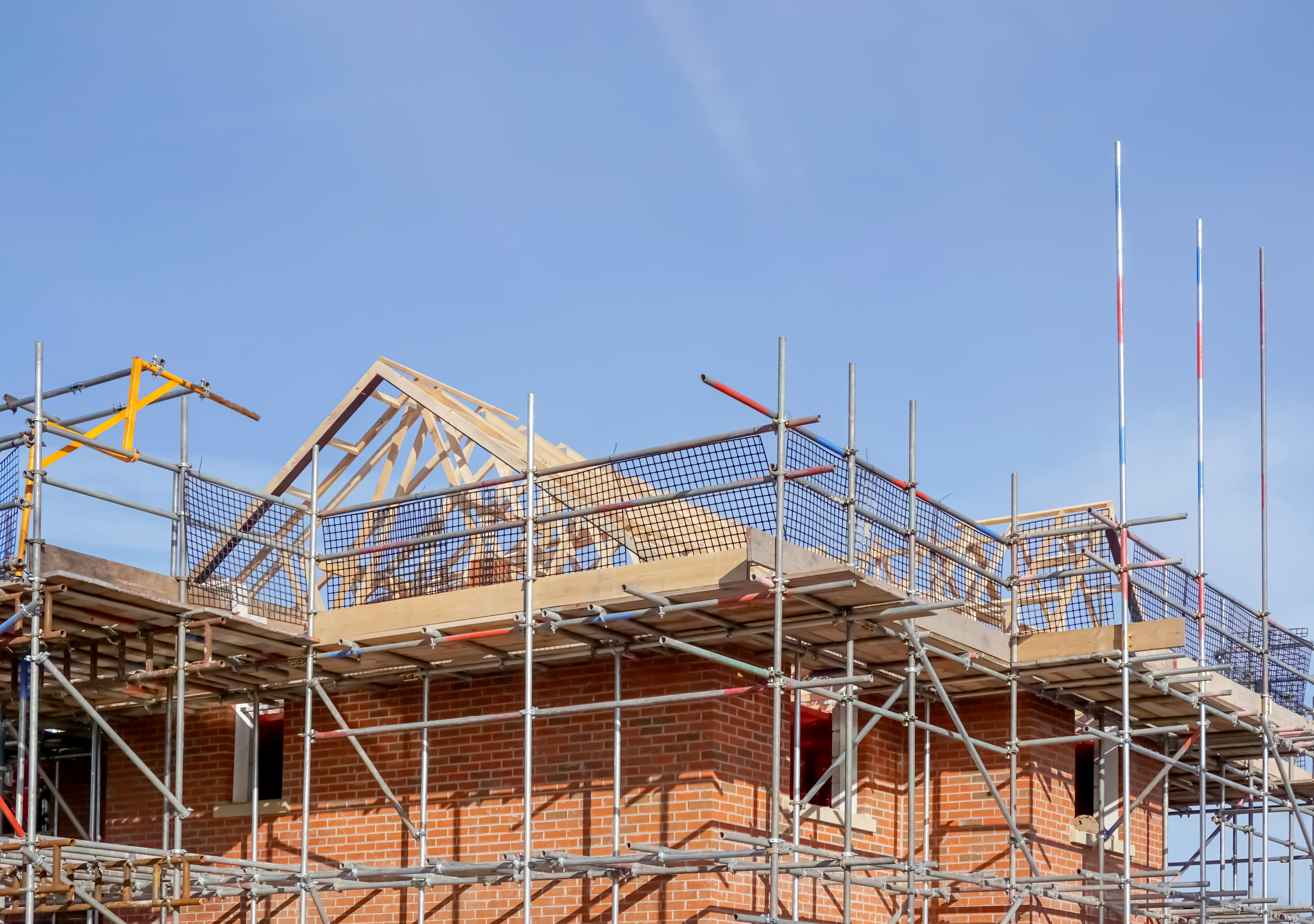 Building site - roof