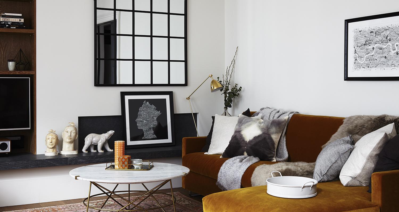 Kensington Apartment British Institute Of Interior Design
