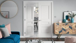 JB Kind White Classic Osborne door
