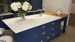 Tristone Frost Quartz Display by Total Tops Essex