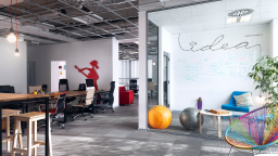 ESCREO Office Fit Out & Refurbishment