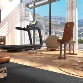 Designing High-end Boutique Home Gyms