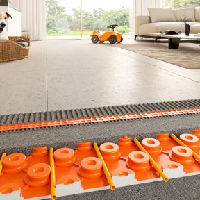 Schlüter-Systems  Ltd presents:  Specifying Integrated Underfloor Heating Systems (webinar)