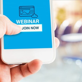 Catch up on webinars in the Member Area