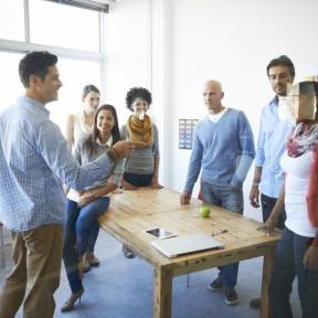 Online Workshop: Building your Powerbase