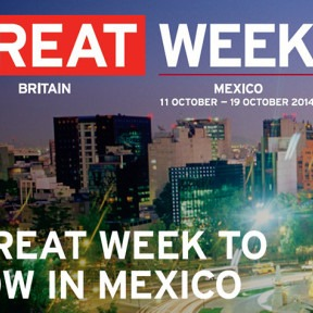 GREAT Weeks Mexico: Join the Interiors, Design & Art Mission in October 2014