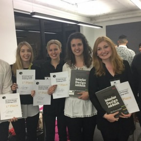 BIID ANNOUNCE WINNERS OF INAUGURAL STUDENT DESIGN CHALLENGE