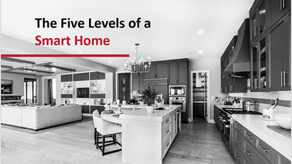 5 Levels of a Smart Home