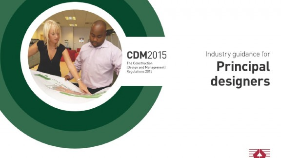 CDM 2015 - Industry guidance for Principal designers Image
