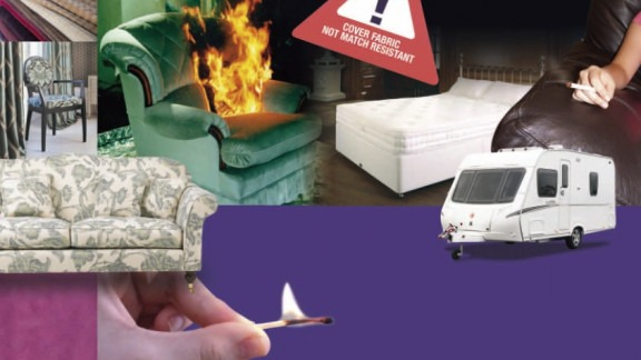 Fire Safety of Furniture and Furnishings in the Home - A guide to UK Regulations Image