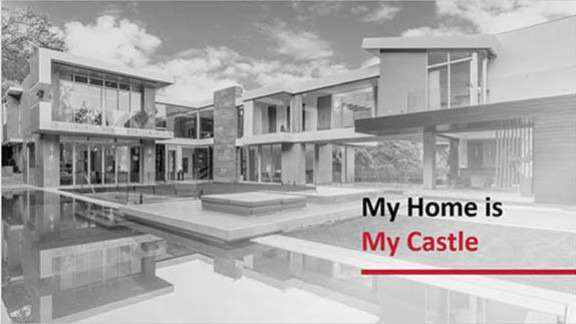 My Home is My (Smart) Castle