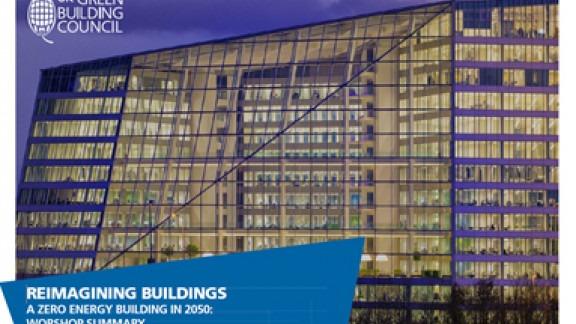 Reimagining Buildings, A zero energy building in 2050 Image
