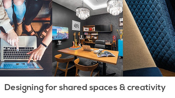 Designing for Shared Spaces & Creativity