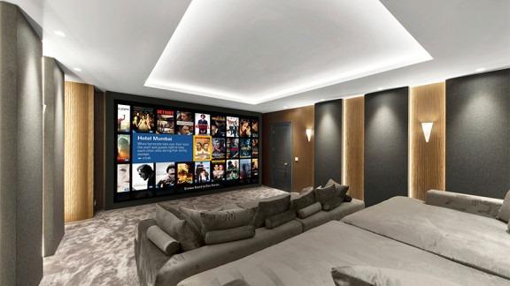 Designing Home Cinemas & Media Rooms Image
